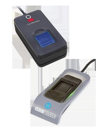 Скенери за пръстови отпечатъци Crossmatch
