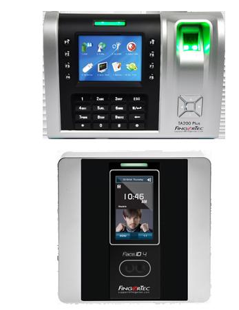 Биометрични устройства FingerTec