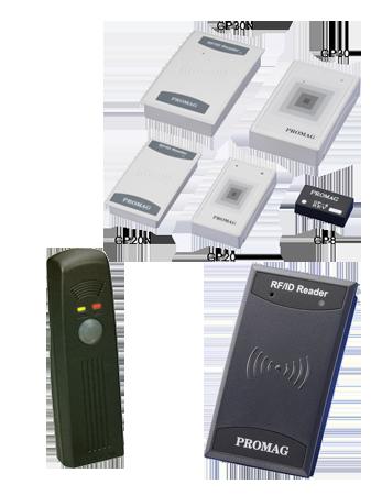 RFID четци GIGA-TMS