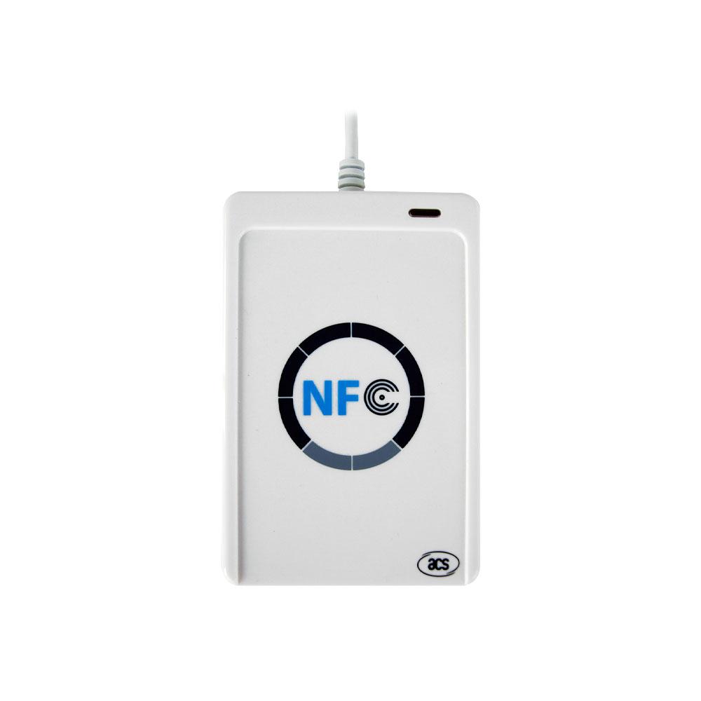 Безконтактен смарткартов четец ACR122U USB NFC