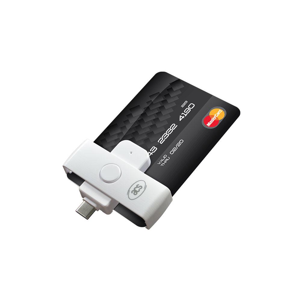 Контактен смарткартов четец ACR39U-NF USB-C