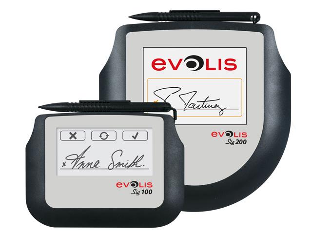 Електронни таблети за сканиране на подписи