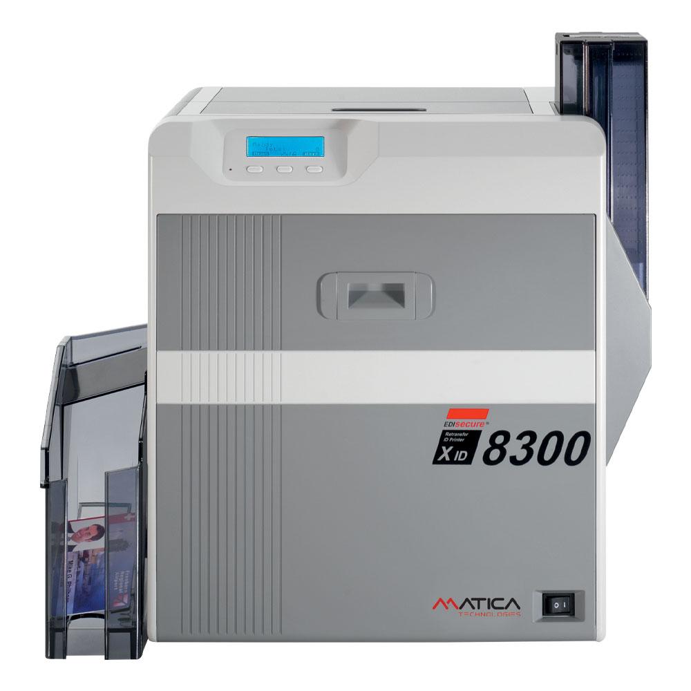 Ретрансферен принтер Matica XID8300