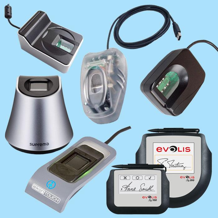 Биометрични устройства